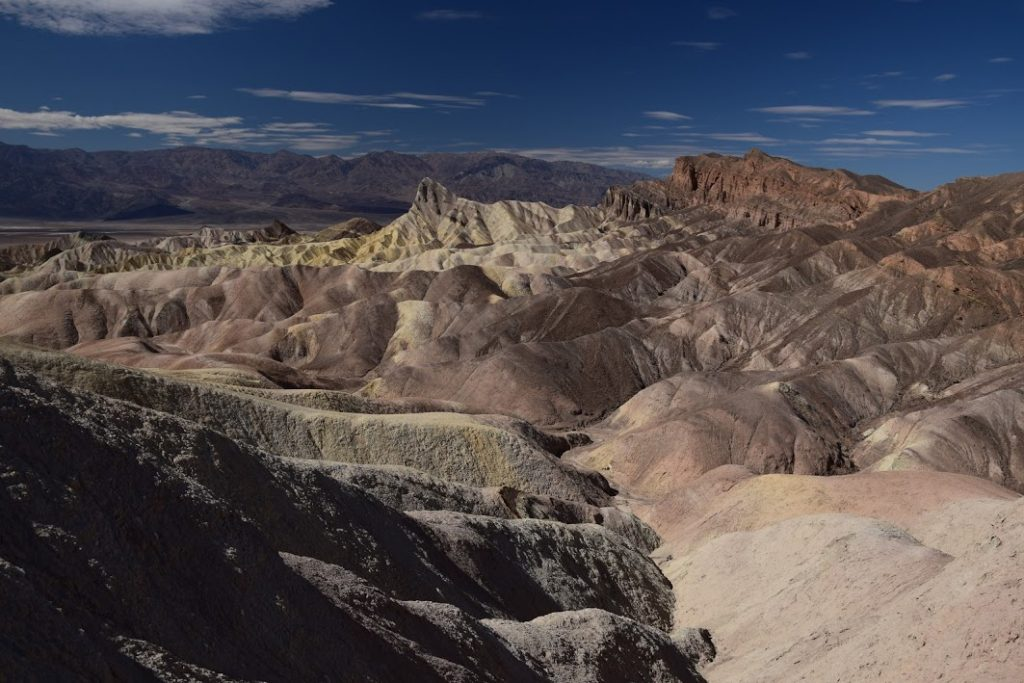 badlands Zabirskie Point