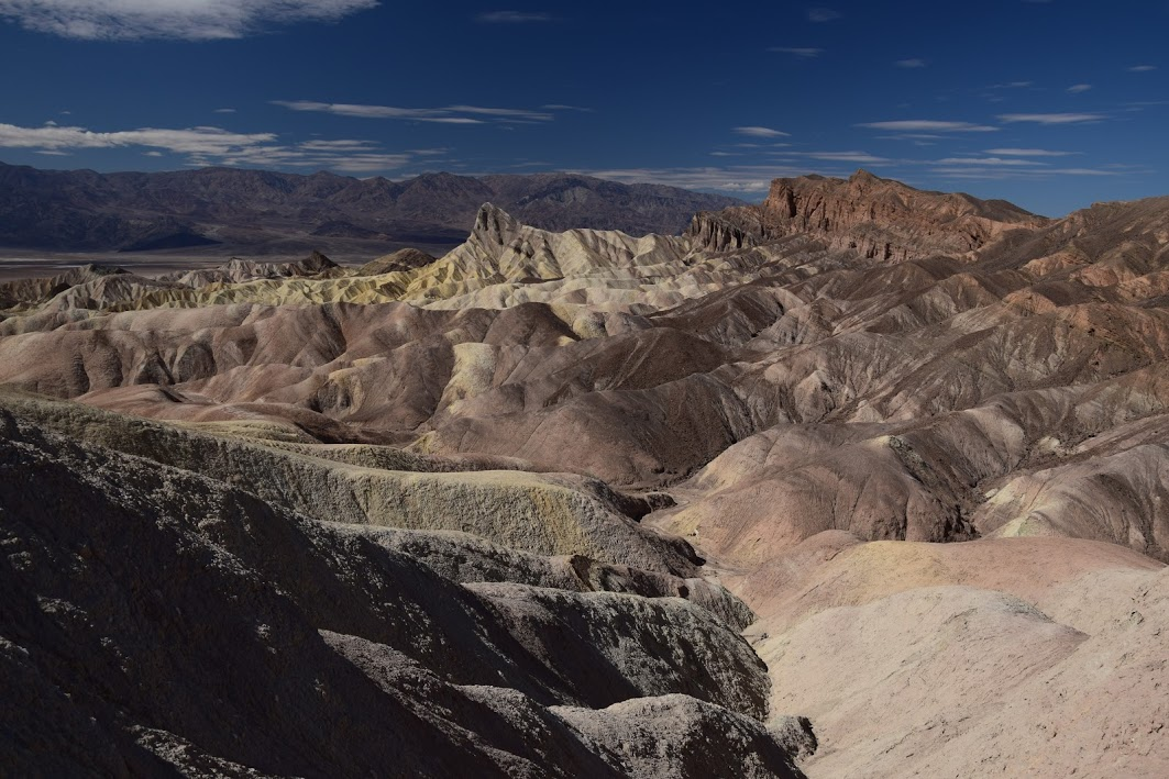 Sequoia Park i Death Valley czyli Parki Narodowe USA cz. 2