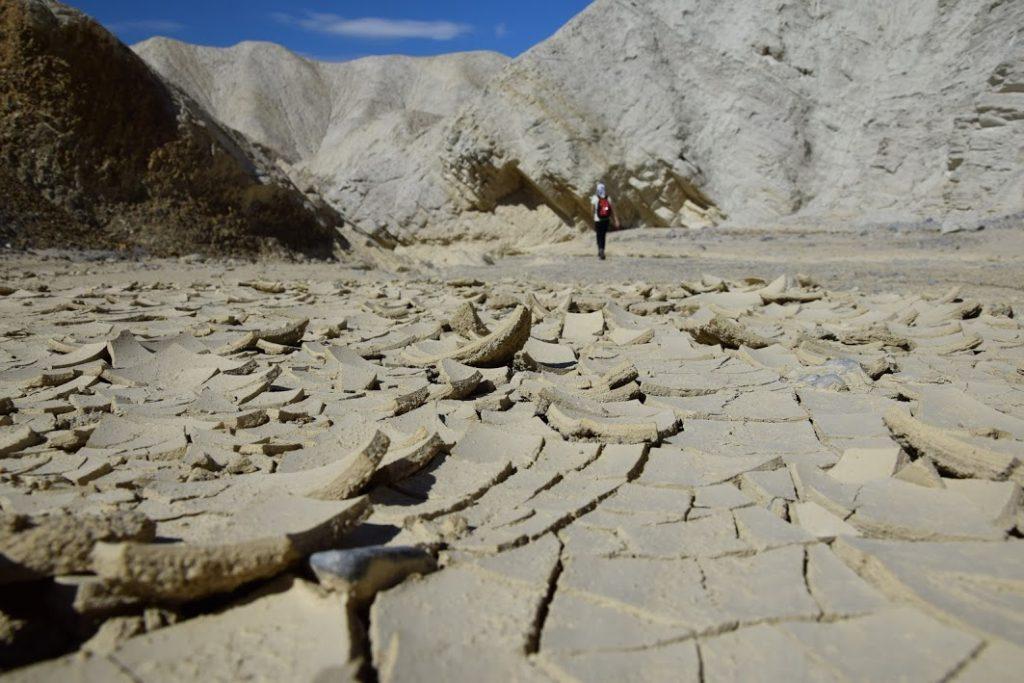 Badlands Loop Death Valley