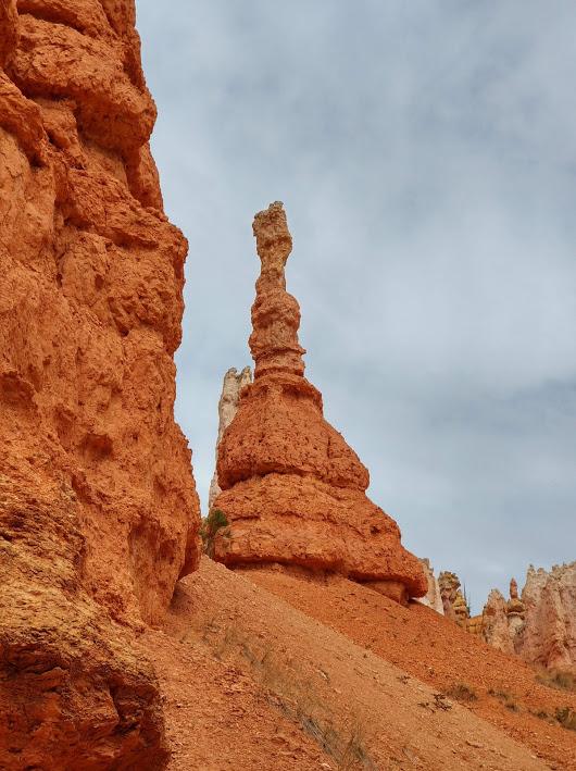 Piramidki w Bryce Canyon