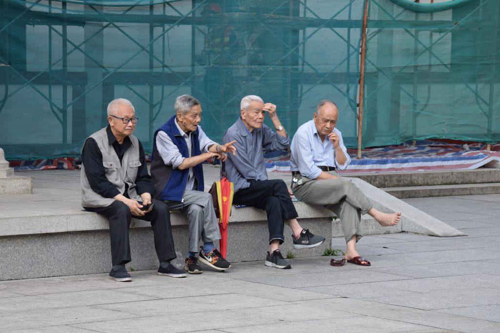 znajome obrazki z Chin