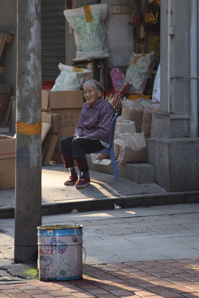 Guanghzou citizen